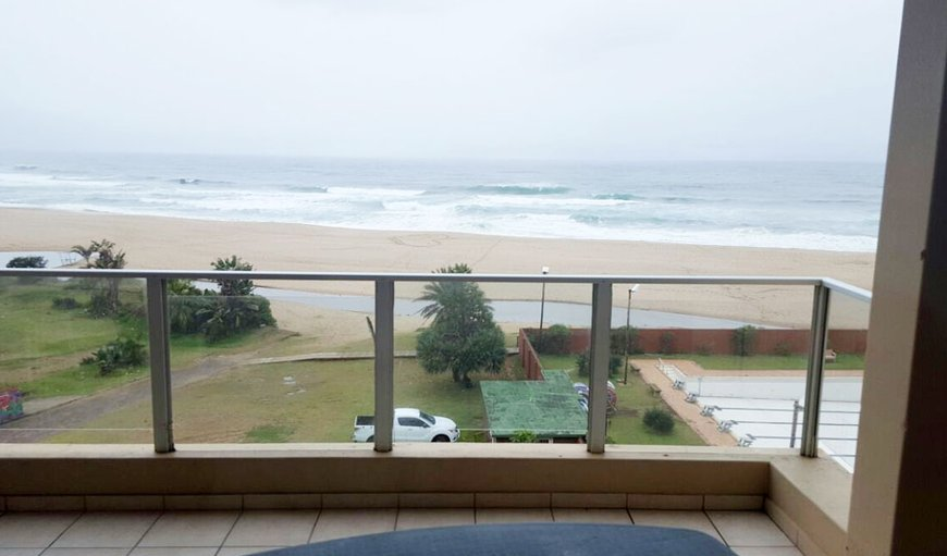 Balcony with a view in Margate, KwaZulu-Natal , South Africa