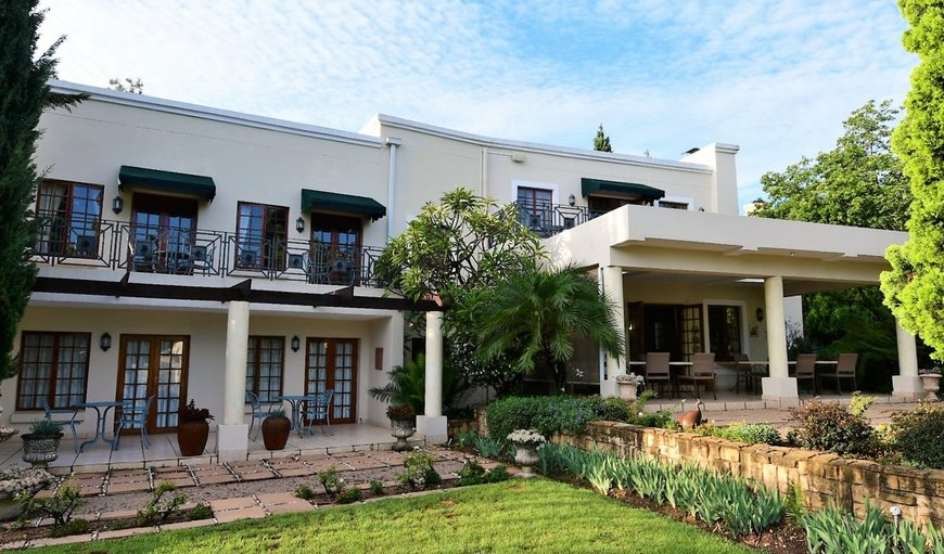 Highgrove Guest House in Sandton, Johannesburg (Joburg), Gauteng, South Africa