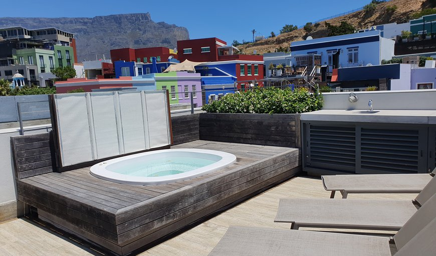 76 Waterkant Street - Jacuzzi & view in De Waterkant, Cape Town, Western Cape, South Africa