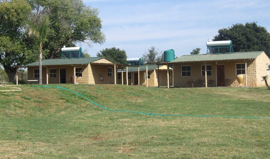 Chalets in Oudedorp, Potchefstroom, North West Province, South Africa