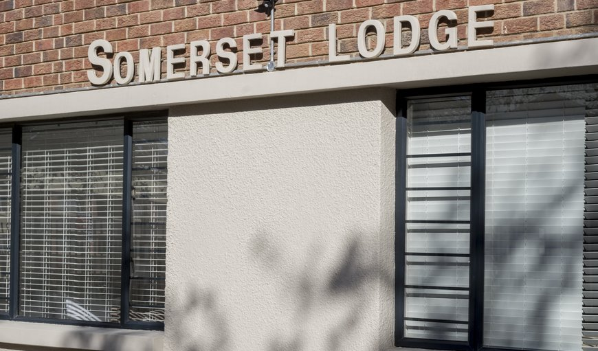 Welcome to Somerset Lodge in Grahamstown, Eastern Cape, South Africa
