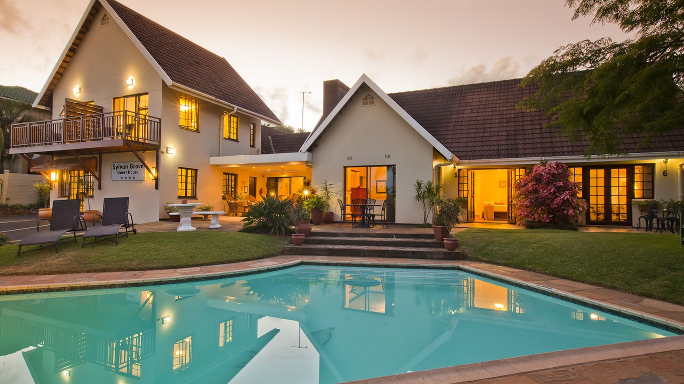 Sylvan grove guest house in umhlanga best price guaranteed for The grove house