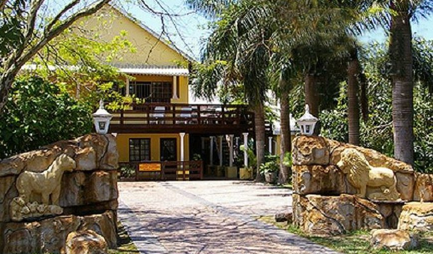 Lalapanzi Guest House in St Lucia, KwaZulu-Natal, South Africa