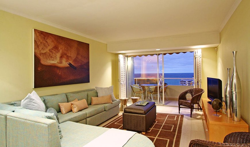 Lounge. in Bantry Bay, Cape Town, Western Cape , South Africa
