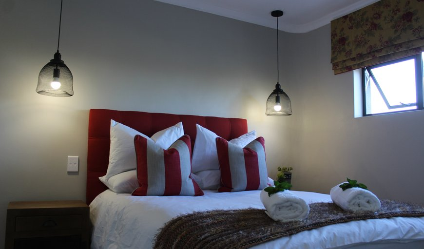 Main bedroom with dubble bed