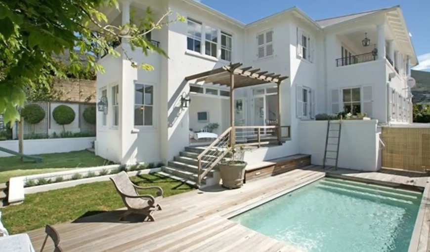 Welcome to Jolie Blanc Villa in Oranjezicht, Cape Town, Western Cape , South Africa