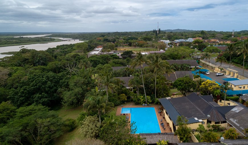 Manzini Holiday Resort in St Lucia, KwaZulu-Natal , South Africa