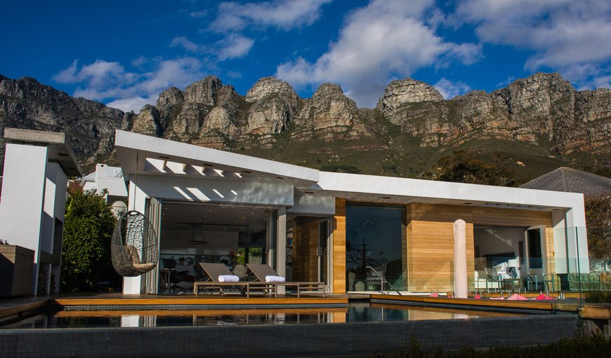 Welcome to Element House. in Camps Bay, Cape Town, Western Cape, South Africa