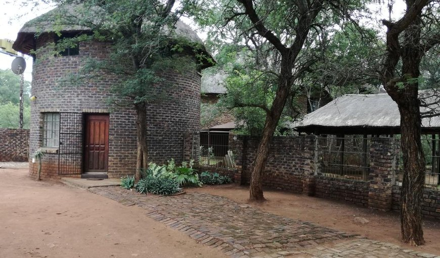 Welcome to Roundhouse Merloth. in Marloth Park, Mpumalanga, South Africa