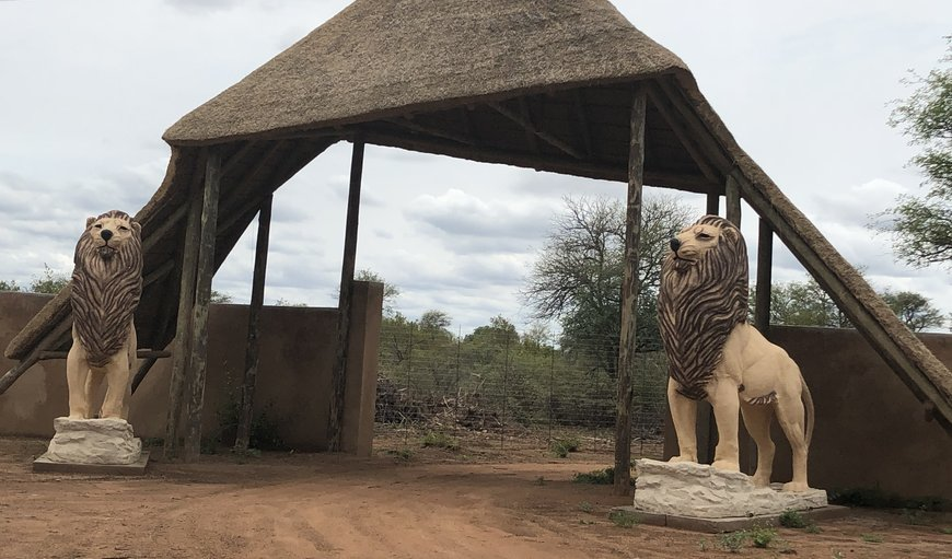Simba Safari Lodge in Lephalale (Ellisras), Limpopo, South Africa