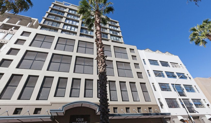 Four Seasons building. in Cape Town City Centre / CBD, Cape Town, Western Cape, South Africa