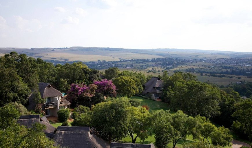 Hotel Aerial View in Magaliesburg, Gauteng, South Africa