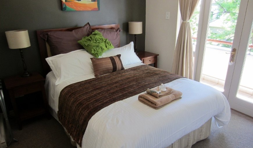 Double bedroom with en-suite bathroom. in  Stellenbosch Central, Stellenbosch, Western Cape , South Africa