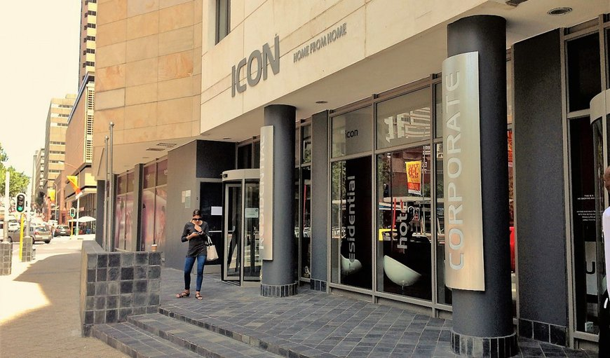 Welcome to the Icon in Cape Town City Centre / CBD, Cape Town, Western Cape, South Africa