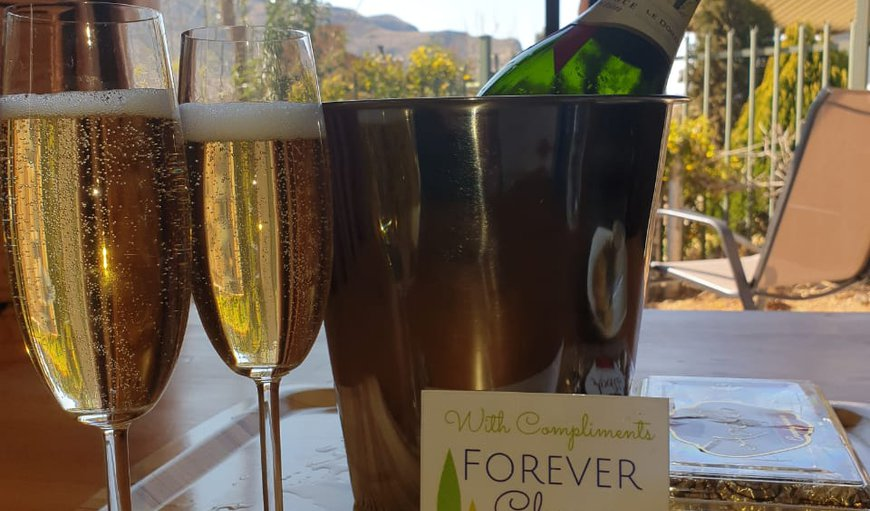 Treats for a special occasion in Clarens, Free State Province, South Africa