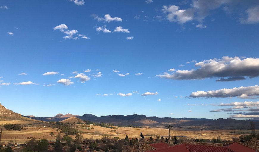 View from the Forever Clarens property