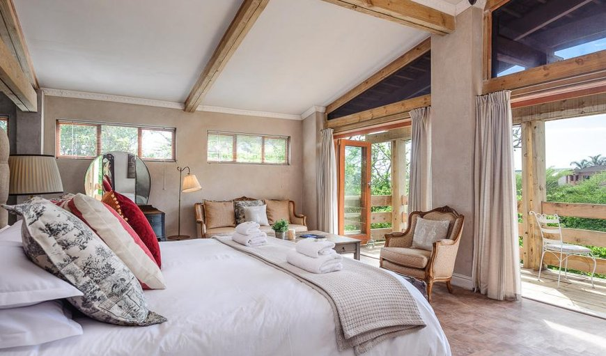 Large spacious Suite overlooking the conservation forest and a bit of a sea view in Salt Rock, KwaZulu-Natal, South Africa