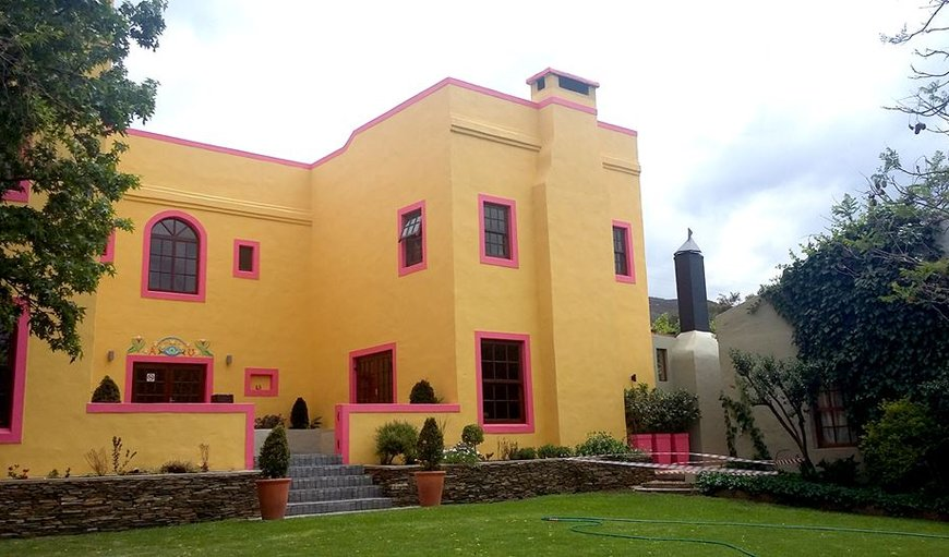 Welcome to Villa Limonicella in Barrydale, Western Cape , South Africa