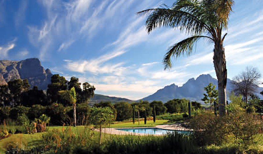 Valdor Guest House in Franschhoek, Western Cape , South Africa
