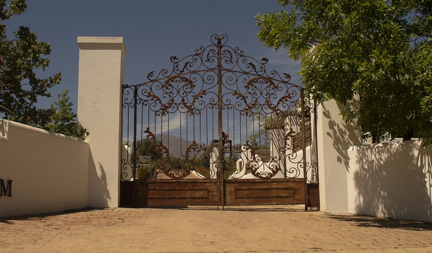 Welcome to Nibbana Farm in Tulbagh, Western Cape , South Africa