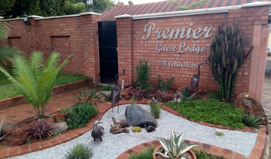 Welcome to Premier Guest Lodge in Harare, Harare Province, Zimbabwe