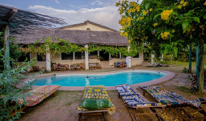 Welcome to Distant Relatives Ecolodge & Backpackers in Kilifi, Coast, Kenya