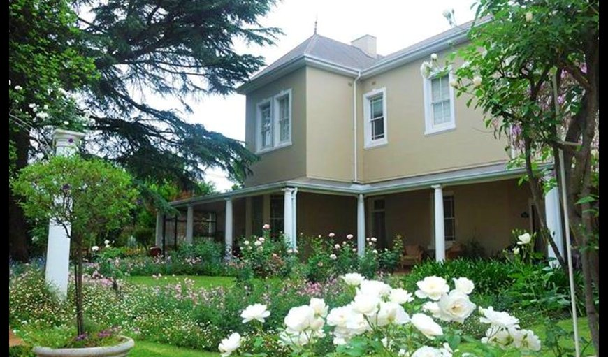 Welcome to Penryn B&B. in Dundee, KwaZulu-Natal , South Africa