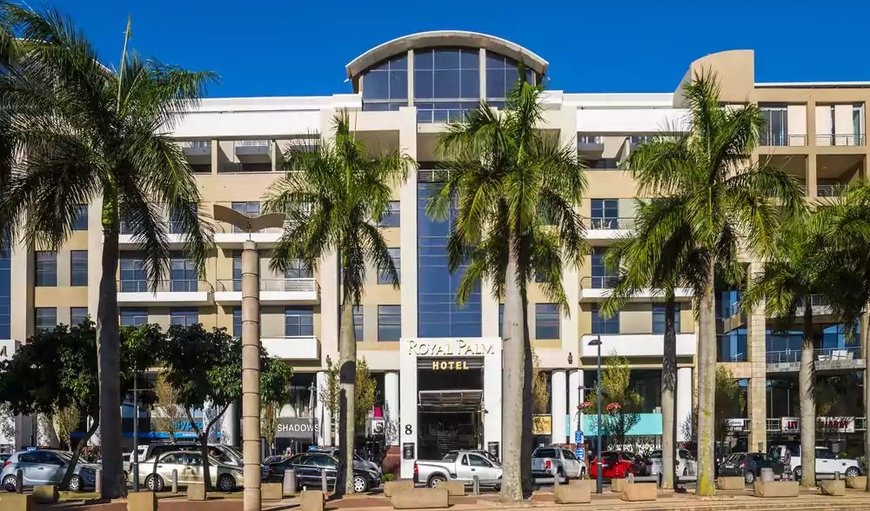 Royal Palm Hotel in Umhlanga, KwaZulu-Natal , South Africa