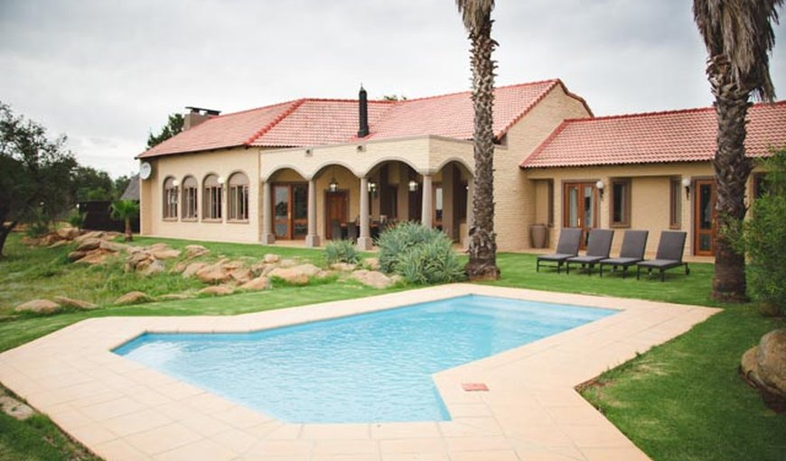 Makgoro Hunting & Holiday Farm in Lichtenburg, North West Province, South Africa