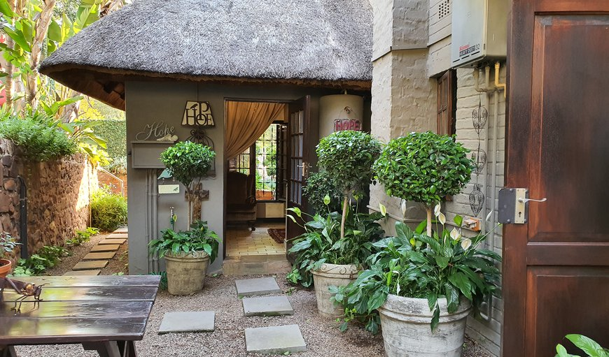 Waterhouse Guest Lodge - Time in Waterkloof, Pretoria (Tshwane), Gauteng, South Africa
