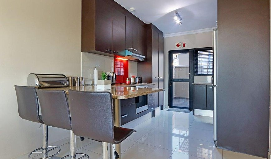 Kitchen. in Walmer Estate, Cape Town, Western Cape , South Africa