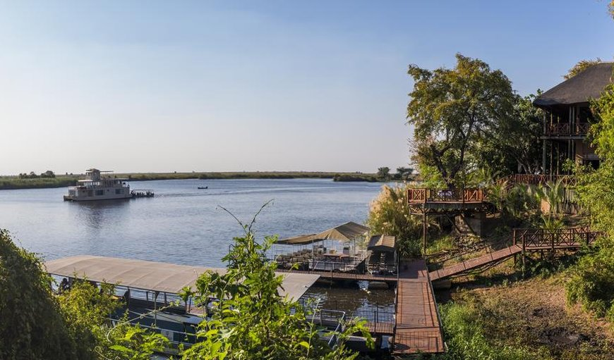 Welcome to Chobe Marine Lodge  in  Chobe National Park, North West District, Botswana