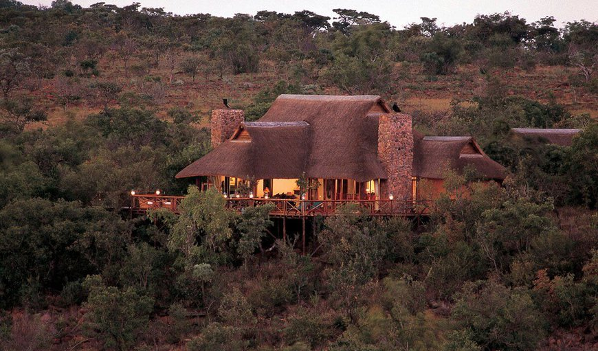 Nungubane Game Lodge in Welgevonden Game Reserve, Limpopo, South Africa