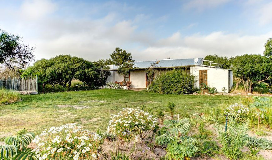 Our self-contained, solar powered bush house is tucked away in a peaceful spot on the coastal plains below the visitor centre.