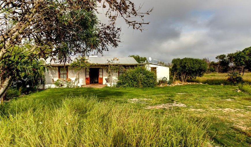 Welcome to !Kwa ttu  Bush House in Yzerfontein, Western Cape, South Africa