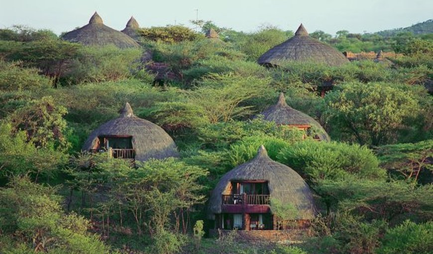 Serengeti Serena Safari Lodge in Serengeti National Park, Tanzania, Tanzania, Tanzania