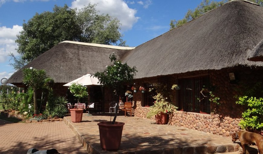 We are a luxury bush lodge situated 200 km from Johannesburg off the N1 highway to Mokopane