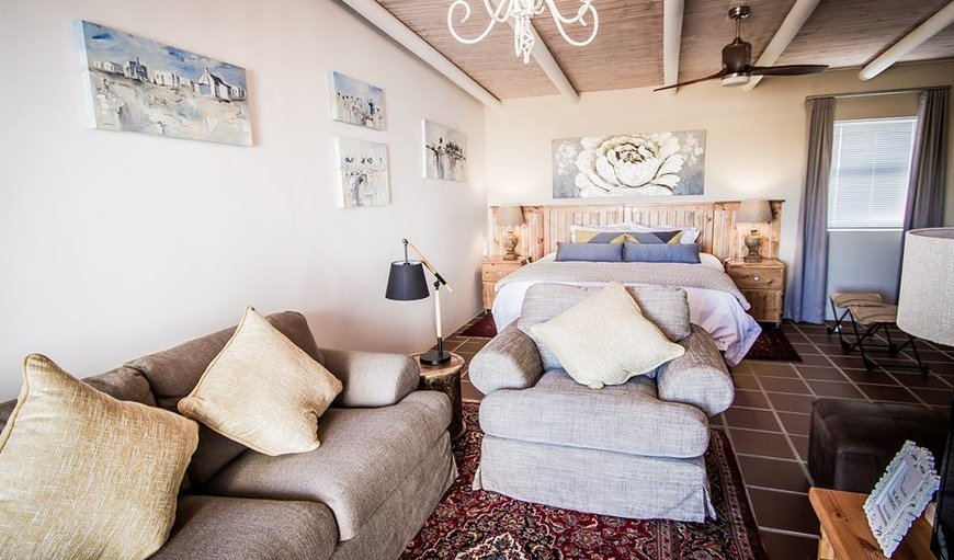 Lounge Area in Jacobsbaai (Jacobs Bay), Western Cape, South Africa