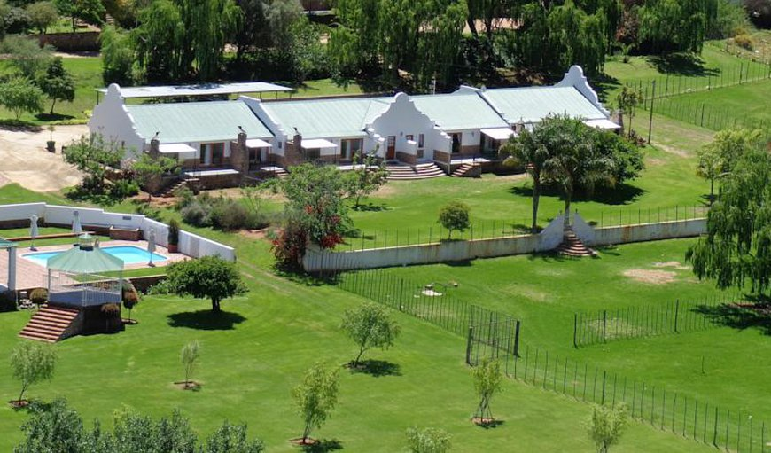 Old Mill Lodge & Restaurant in Oudtshoorn, Western Cape , South Africa