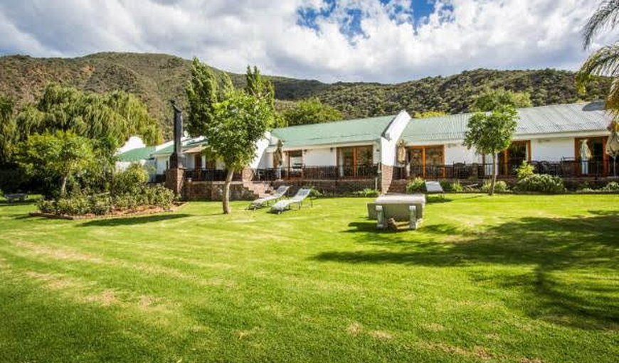 Welcome to Old Mill Lodge & Restaurant in Oudtshoorn, Western Cape, South Africa