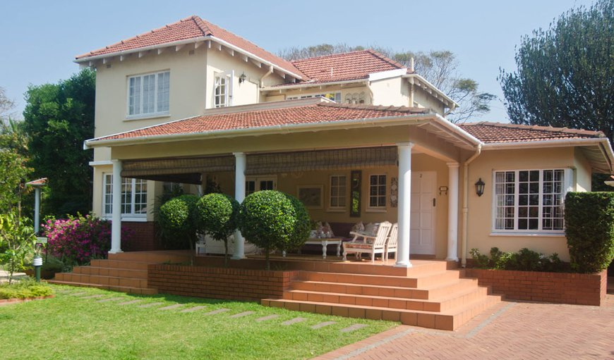 Welcome to the stunning Cornerway Bed & Breakfast in Durban North, Durban, KwaZulu-Natal , South Africa