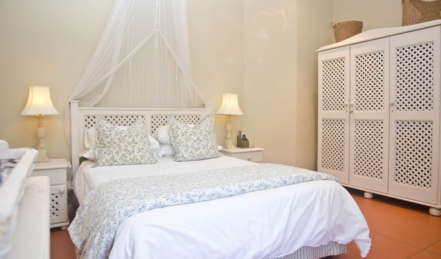 Our honeymoon suite is perfect for 2 and has a double bed