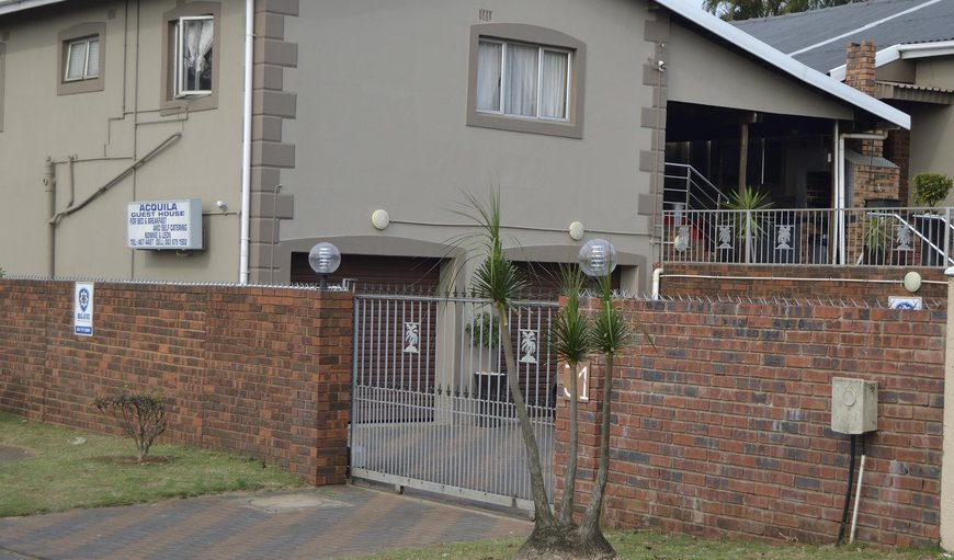 Acquila Guest House in Bluff, Durban, KwaZulu-Natal , South Africa