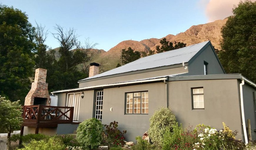 Shiraz Cottage in Franschhoek, Western Cape, South Africa