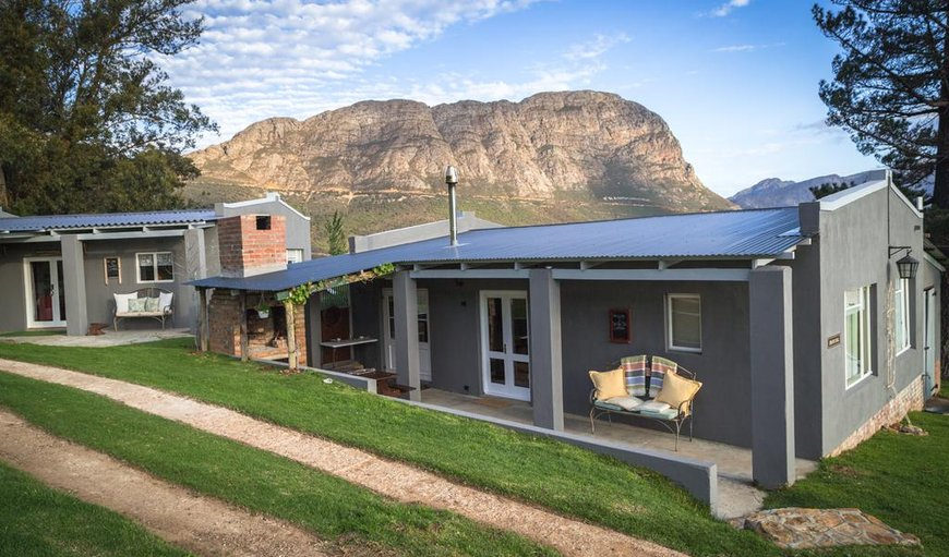 Scott's Cottage in Franschhoek, Western Cape , South Africa