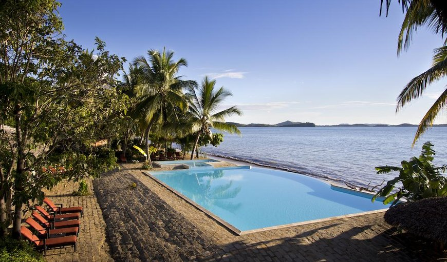Anjiamarango Beach Resort in Nosy Be, Antsiranana Province, Madagascar