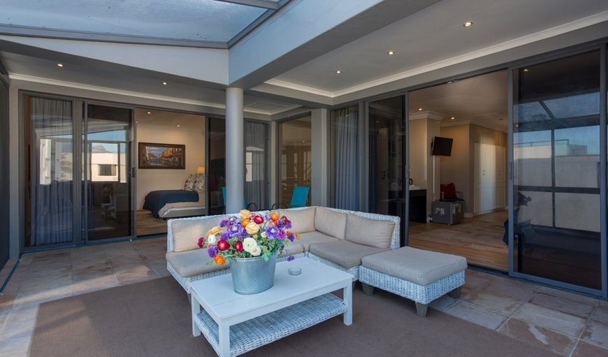 Shell Suite with an adjoining balcony in Sunset Beach, Cape Town, Western Cape , South Africa