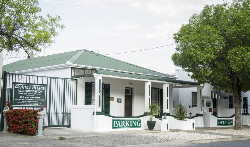 Country Village Self Catering Units - Lemon in Graaff Reinet , Eastern Cape, South Africa