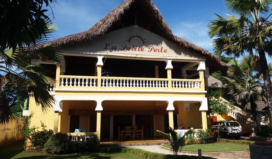 Welcome to La Petite Perle in Nosy Be, Antsiranana Province, Madagascar