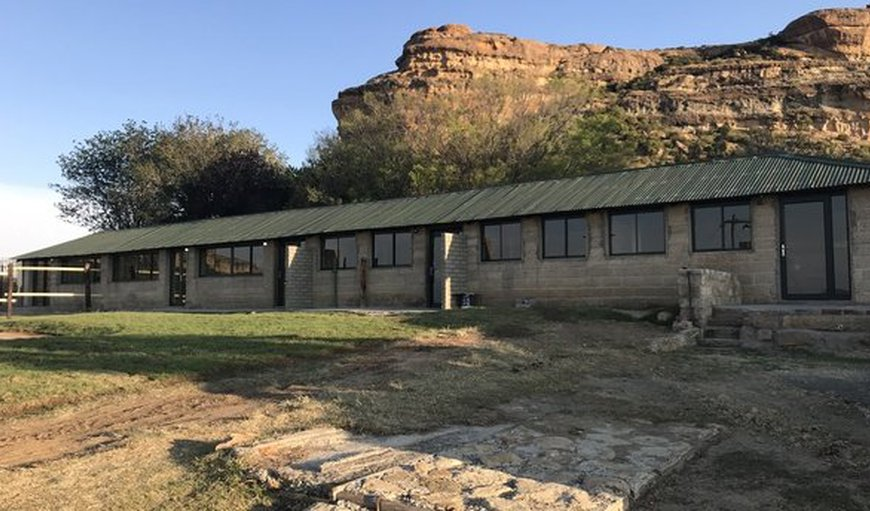 Welcome to Roodepoort Farm Self-Catering - The Longhouse in Clarens, Free State Province, South Africa